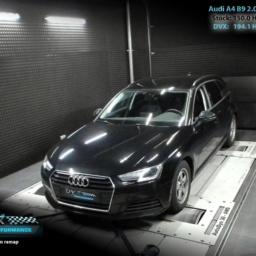 Audi A4 B9 2.0 Tdi Cr 150 Hp @Dvx 194.1 Hp
