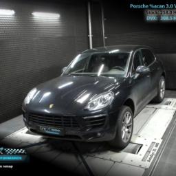 Porsche Macan 3.0 V6 Tdi S 258 Hp