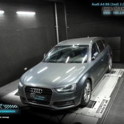 [Stage 1] Audi A4 B8.5 2.0 Tdi Cr 150 Hp @ Dvx 195.2 Hp